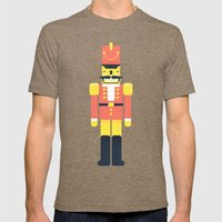 The Nutcracker Mens Fitted Tee Tri-Coffee SMALL