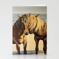Martha's Ponies Stationery Cards