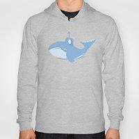 Whale Sub Hoody