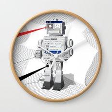 Photobot Wall Clock