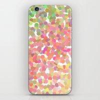 Confetti Colors iPhone & iPod Skin