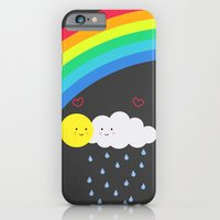 the truth about rainbows iPhone 6 Slim Case