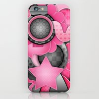 Bubble Gum Bash iPhone 6 Slim Case