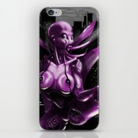 PrazerBot iPhone & iPod Skin