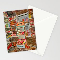 The Old Corner Shop. Stationery Cards
