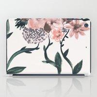 Summer Flowers iPad Case