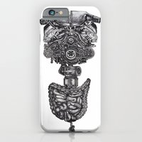 iPhone & iPod Case featuring Machine by Emily Shaw