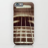 iPhone & iPod Case featuring Strings  by THEORY