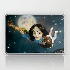 King of Neverland Laptop & iPad Skin