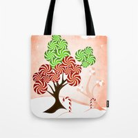 Magic Candy Tree - V1 Tote Bag