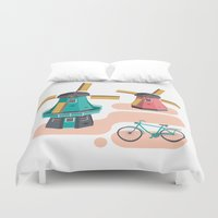 Holland Icon Duvet Cover