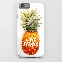 All Right. (Tropical) iPhone 6 Slim Case