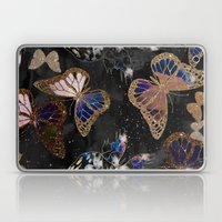Cosmic Butterflies Laptop & iPad Skin