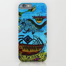about angels and pirates iPhone 6s Slim Case