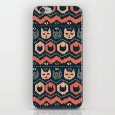 Icat iPhone & iPod Skin