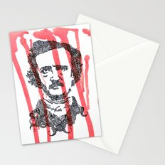 The Poe Stationery Cards