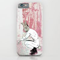 iPhone & iPod Case featuring Buhu, I ruined my Jimmy Choos by Vihor