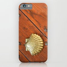 Gold shell iPhone 6s Slim Case