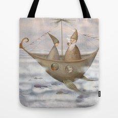 A Mystical Voyage Tote Bag