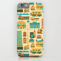 iPhone & iPod Case featuring Bay View by AllisonBeilke