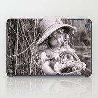 Under the Willow Tree II iPad Case