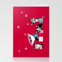 Bostie Holidays Stationery Cards