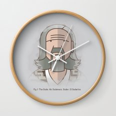 SOMETIMES THERE'S A MAN… Wall Clock