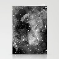 Another Moon Stationery Cards