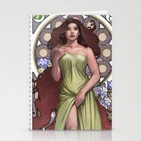 Zodiac Art Show - Taurus Stationery Cards