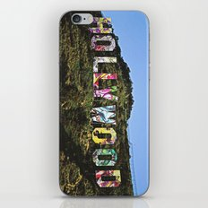 hollyhood iPhone & iPod Skin
