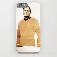Polygon Heroes - Kirk iPhone 6 Slim Case
