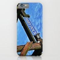 ferry dock iPhone 6 Slim Case