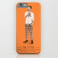 The Otter - A Poster Gui… iPhone 6 Slim Case
