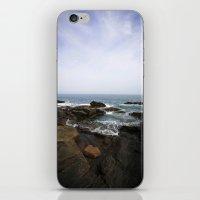 Acadia View - Ocean Scen… iPhone & iPod Skin