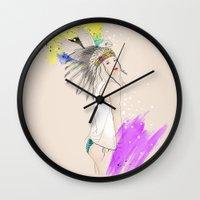 Voa Wall Clock