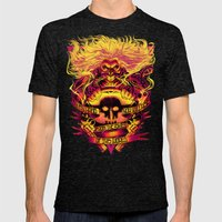 IMMORTAN JOE: THE ASHES OF THIS WORLD Mens Fitted Tee Tri-Black SMALL