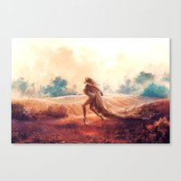 ARIES From The Dancing Z… Canvas Print