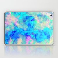 Electrify Ice Blue Laptop & iPad Skin