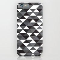 Triangle Pattern #4 iPhone 6 Slim Case
