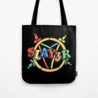 Slayer—For Kids! Tote Bag