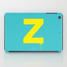Z. iPad Case