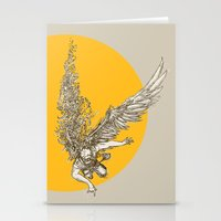 Icarus Stationery Cards