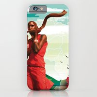 Poster Afryka! iPhone 6 Slim Case