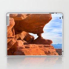 Red Rock Pillars Laptop & iPad Skin