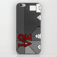 LoveGrey iPhone & iPod Skin