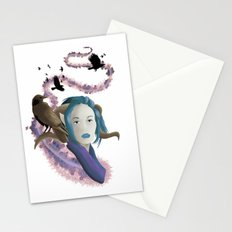 Crow Call Stationery Cards