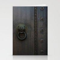 Dark Entry  Stationery Cards