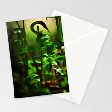 Opening and Upward Stationery Cards