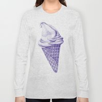 I C E - C R E A M  Long Sleeve T-shirt