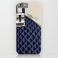 iPhone & iPod Case featuring Hase & Mond by Anne Wenkel // Illustration & Fine Art